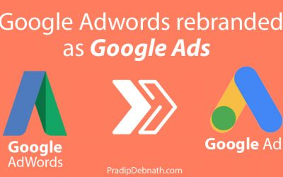 Google AdWords Rebranded as Google Ads