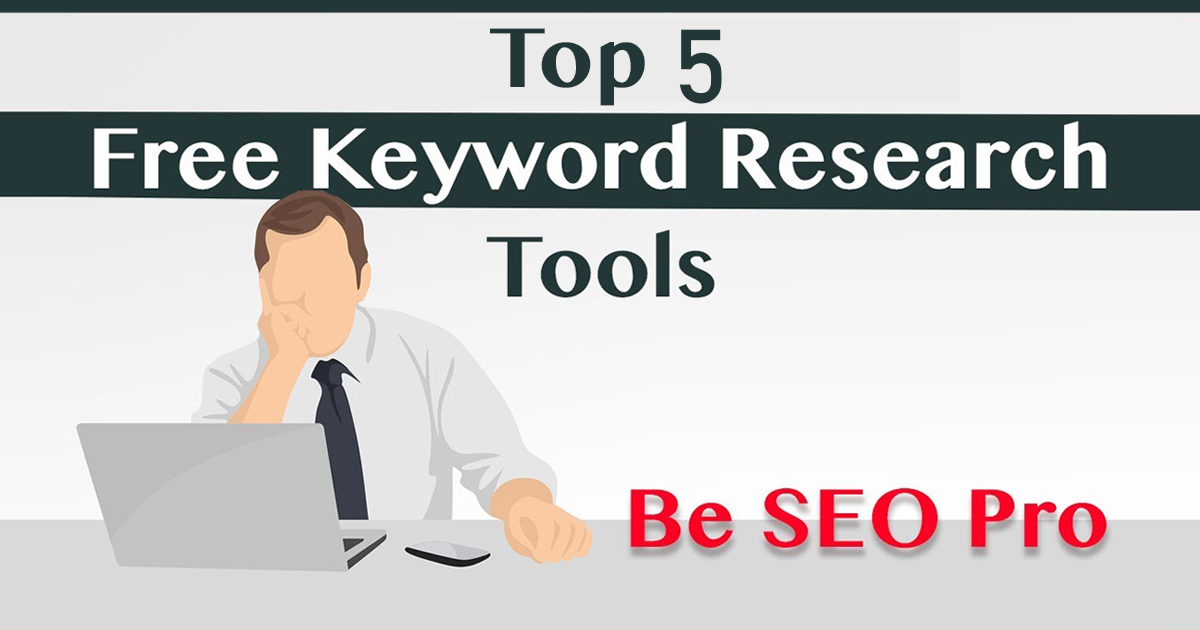 Top 5 Free Keyword Research Tools
