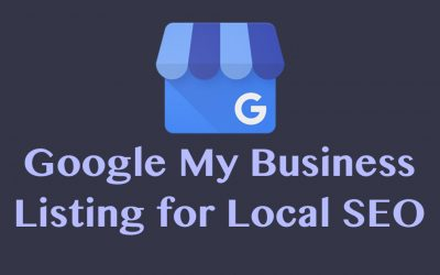 Create Google My Business Account for Local SEO