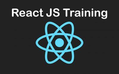 React JS Training in Kolkata